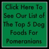 Top Dog Foods For Pomeranian Dogs
